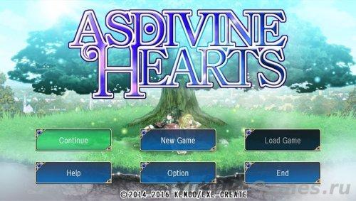 Asdivine  Hearts  [ENG]