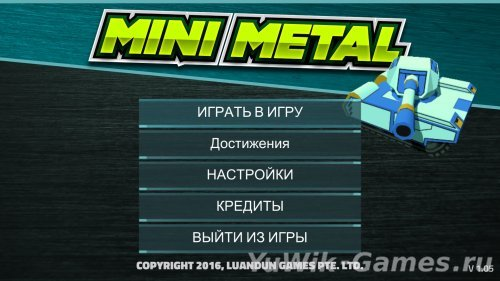 Mini  Metal  [ENG]