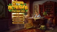 Chase  for  Adventure:  The  Lost  City  [ENG]