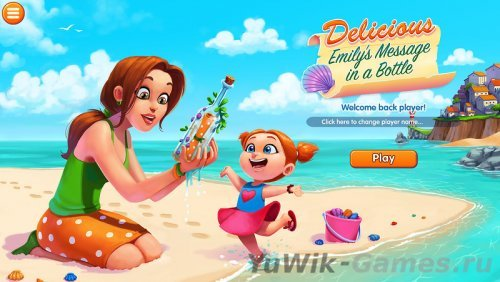 Delicious:  Emilys  Message  in  a  Bottle  [ENG]