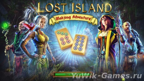 Lost  Island:  Mahjong  Adventure  [ENG]