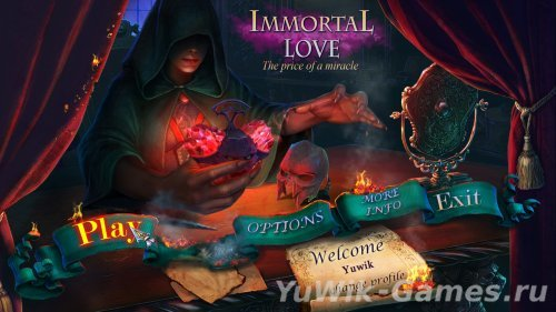 Immortal  Love  2:  The  Price  Of  A  Miracle  [beta]
