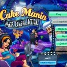 Cake Mania 5 Lights Camera Action (2010, Sandlot Games, Eng)