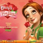 Delicious 7: Emily's True Love. Premium Edition (2011, GameHouse, Eng)