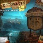 Enigmatis: The Ghosts of Maple Creek Collector's Edition (2011, Big Fish Ga ...