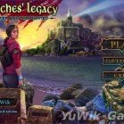 Witches Legacy 3: Hunter and the Hunted (BigFishGames/2013/Beta)